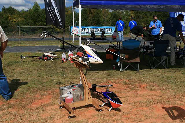 ATL RC Club Heli Fun Fly 2011 143